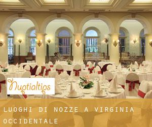 Luoghi di nozze a Virginia Occidentale
