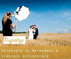 Fotografo di matrimoni a Virginia Occidentale