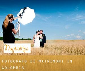 Fotografo di matrimoni in Colombia
