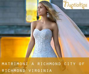 matrimoni a Richmond (City of Richmond, Virginia)