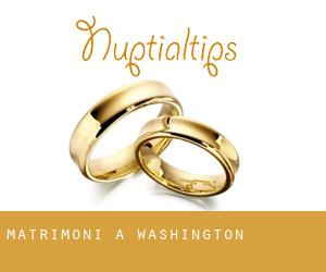 matrimoni a Washington