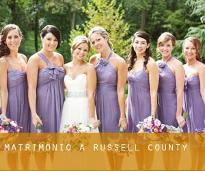matrimonio a Russell County